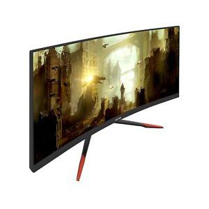 Viotek GN30CB 30-Inch Curved Gaming Monitor Ultrawide 21:9 FreeSync 2560x1080p