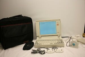 TOSHIBA-T1850-LAPTOP-NOTEBOOK-RETRO-COLLECTORS-RARE-VINTAGE-SPARE-amp-REPAIR