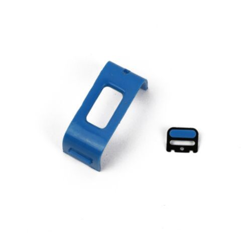For Fitbit Charge HR Button+Charging Port Cover Clasp Band Clip Replacement Kit