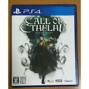 PS4-Call-of-Cthulhu-32581-Japanese-ver-from-Japan
