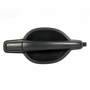 Patlin Compatible Replacement Front Right Passenger Exterior Outside Door Handle Fits 2004-2011 Mitsubishi Endeavor