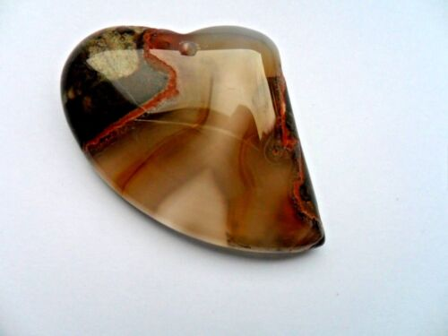 Lovely Patterned  Agate Pendant Necklace/'s Eight to Choose   Reiki Healing  b