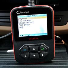 Launch Creader VI OBD2 OBDII EOBD Auto Fault Code Reader Engine Diagnostic Tool