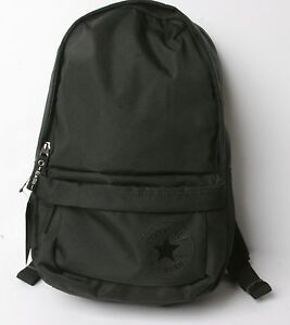 3143fdd6fd52 Image is loading Converse-Small-Ctas-Backpack-Black