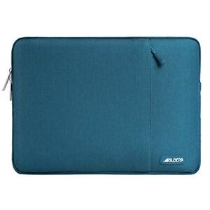 mosiso housse pochette pour 15 15 6 pouces macbook pro ordinateur portable ebay