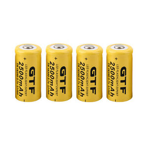 4pcs-3-7V-16340-2500mAh-Li-ion-Rechargeable-Battery-For-Flashlight-Torch-RQL