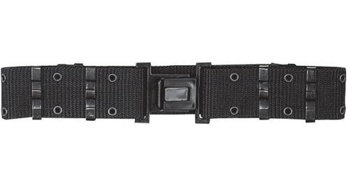 Military Quick Release Pistol Belt