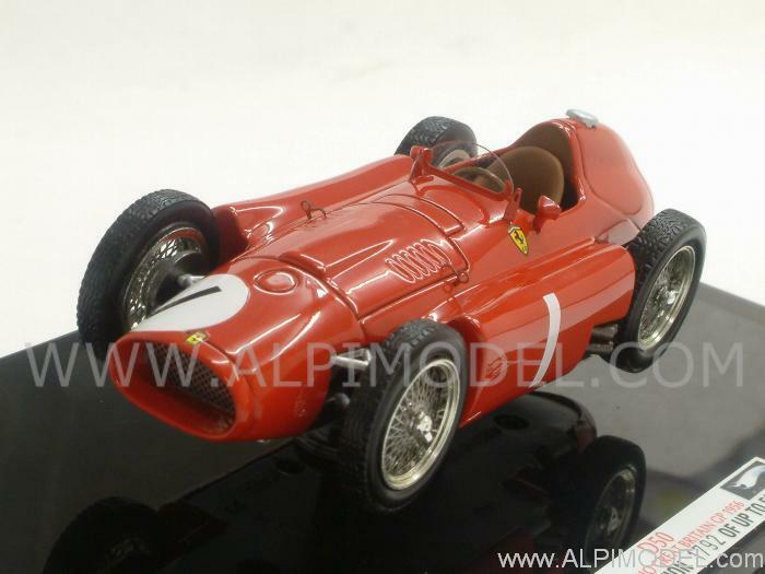 Ferrari d50 GP Great Britain 1956 Juan Manuel  Fangio 1 43 Hot Wtalons t6276  achats de mode en ligne