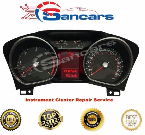 Ford S-Max Galaxy Mondeo Instrument Cluster Speedometer Clocks Repair Service