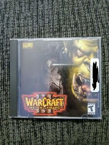 Warcraft III Reign Of Chaos PC CD-ROM Win 98/ME/2000/XP Blizzard 2002