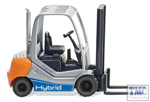 066339 Wiking OO Gauge Still RX 70-30 Hybrid Forklift Truck