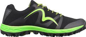 More-Mile-Cheviot-4-Hommes-Sentier-Chaussures-De-Course-Noir-OFFROAD-RACING-Tomba-terrain