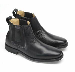 Anatomic \u0026 Co Natal Mens Black Leather