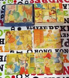 Ancienne-boite-de-cube-maternelle-jeu-educatif-par-l-039-image-Suede-la-Ferme