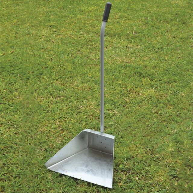 SCOOP ALZA TRASH IN SHEET WITH HANDLE HIGH CM 78 RUBBISH CLEANLINESS 211