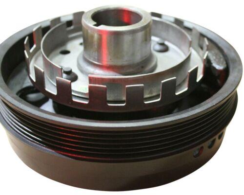 OEM GM V6 3.8L Crankshaft Balancer Harmonic Damper Crank Serpentine Belt Pulley
