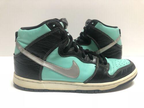Nike SB Dunk High Diamond Supply Co Tiffany Size 1