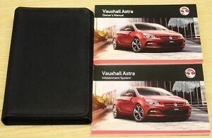 genuine vauxhall astra j owners manual handbook infotainment 2012 rh ebay co uk vauxhall astra g owners manual pdf vauxhall astra owners manual 2005