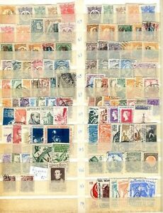 Mexique-110-differents-timbres-Lot-VF