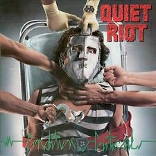Condition Critical by Quiet Riot (CD, Sep-2012, Rock Candy)