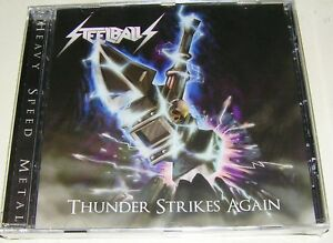 STEELBALLS-Thunder-Strikes-Again-Power-Speed-Metal-Grave-Digger-Helloween