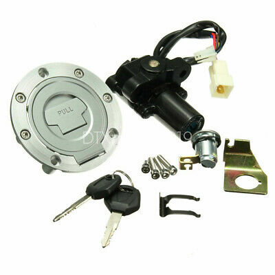 US Stock Ignition Switch Lock Set For Yamaha YZF R6 2007 08 09 10 11 12 13 14 15