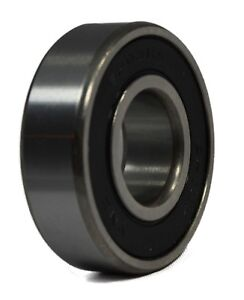 LOT OF 6203-2RS C3 Premium Sealed Ball Bearing 17x40x12 10