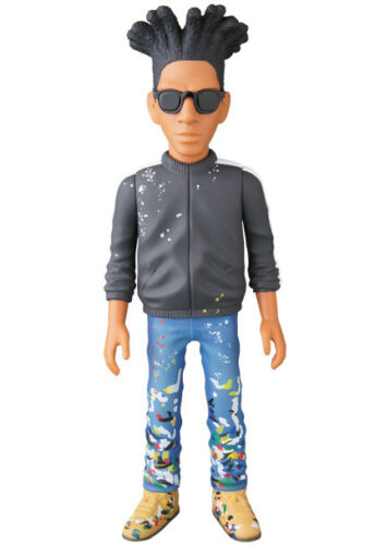 MEDICOM TOY VCD JEAN MICHEL BASQUIAT Sunglasses Ver