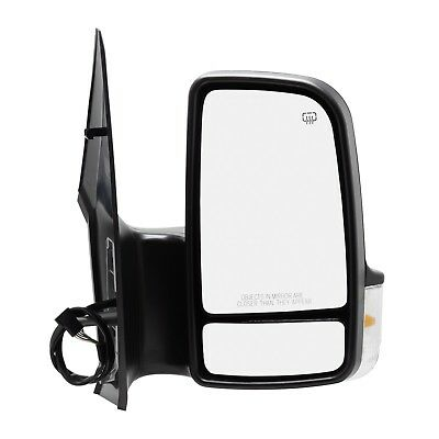 2006 2016 Freightliner Sprinter Door Full Mirror Cover Without Turn Signal Right