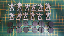 Games Workshop: BLOOD BOWL DARK ELF 3rd Edition NAGGAROTH NIGHTMARES TEAM OOP