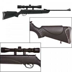 Details about Hatsan 85 Air Rifle Combo  25 cal - Black