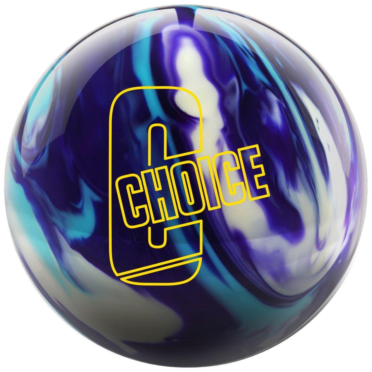 Ebonite Choice Pearl Bowling Ball NIB 1st Quality