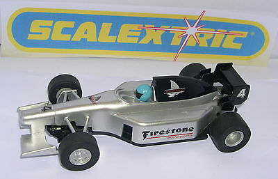 Genteel Scalextric C-2318w Team Firestone #4 Only Set C-1047 & 1072n Mint Unboxed Quality First Kinderrennbahnen