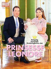 Taufe Prinzessin Princess Leonore Madeleine Victoria Silvia Schweden Sweden