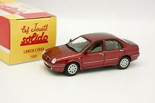 Solido Hachette 1/43 - Lancia Lybra 1999 Rouge