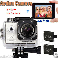 "2"" Sport Action Camera SJ5000 Camcorder 1080P Full HD DV Cam Parts for Gopro US"