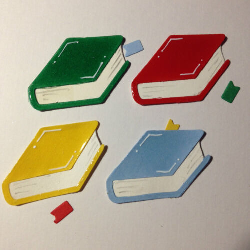 Book Library Reading Children Education Exams Job die cuts
