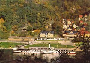 Schmilka , Sächs. Schweiz , ( DDR ) ,Ansichtskarte - Schwerin, Deutschland - Schmilka , Sächs. Schweiz , ( DDR ) ,Ansichtskarte - Schwerin, Deutschland