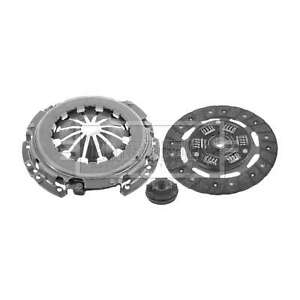 Cover+Plate+CSC HKT1445 Borg /& Beck Genuine Quality Replacement Clutch Kit 3pc