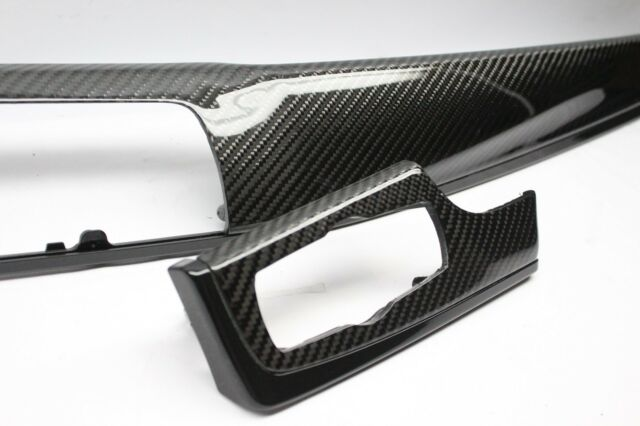 BMW F10 F11 5 Series CARBON FIBER INTERIOR DASH TRIM 2011 ...