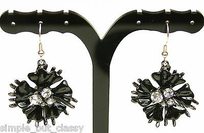 MIMCO Starlight Flower Drop  Earrings Jewellery BNWT RRP $99.95