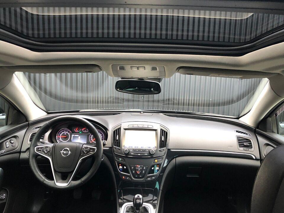 Opel Insignia 2,0 CDTi Cosmo Best Exclusive ST Diesel