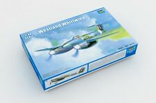 Trumpeter 1/48 Westland Whirlwind Plastic Model Kit 02890