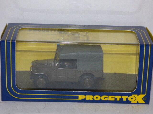 PROGETTO K Fiat AR 59 Campagnola Carabinieri green Militare Ref Ref Ref PK 455 f91996