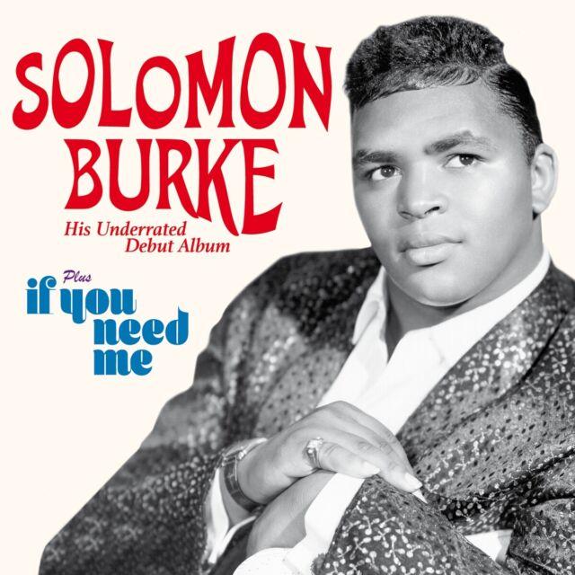 Solomon Burke - Solomon Burke/If You Need Me