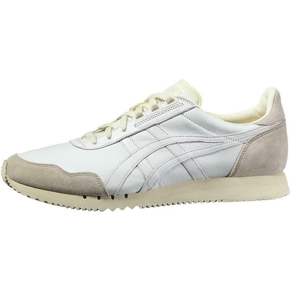 47cbe7c12bc53 Asics Onitsuka Tiger Dualio Leather Leather Leather Sneaker shoes ...