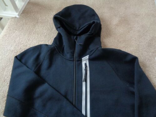 Nike Flash New Full Hooded Tags Tech 010 Jacket Mens Fleece Hero Zip 835566 rBFqr