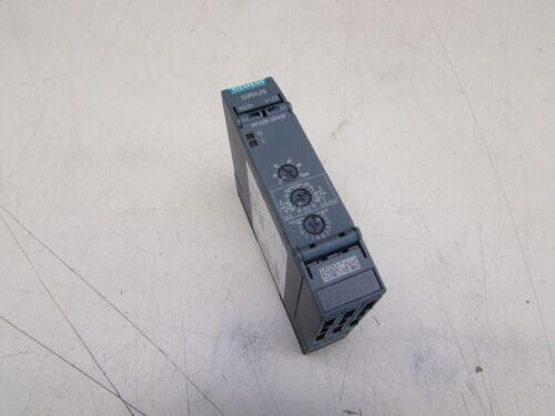12-240V AC//DC RANGE-0.8-1.1  USED! SIEMENS SIRIUS TIME RELAY 3RP2505-2BW30