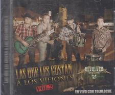 CD - Revolver Cannabis / Las Que Les Gustan A Los Viejones Vol.2 FAST SHIPPING !