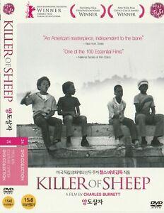 KILLER-di-ovini-1979-Charles-Burnett-DVD-NUOVO